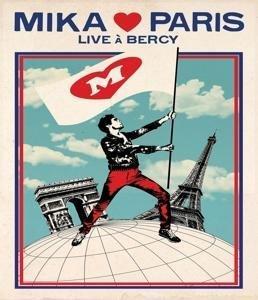 Mika Love Paris (Bluray)