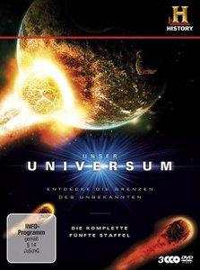 Unser Universum-Die Komplette 5.Staffel