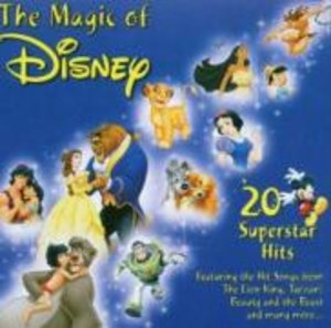 The Magic Of Disney (The 20 Superstar Hits)