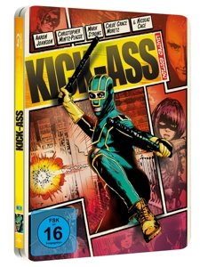 Reel Heroes-Kick-Ass-Blu-ray-Steel