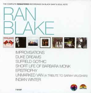 Blake, R: Ran Blake