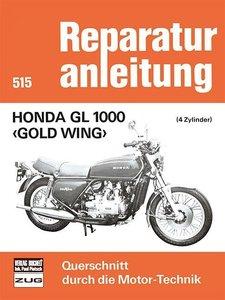 MOTORRAD-REP. 515 HONDA GL 1000