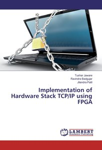 Implementation of Hardware Stack TCP/IP using FPGA