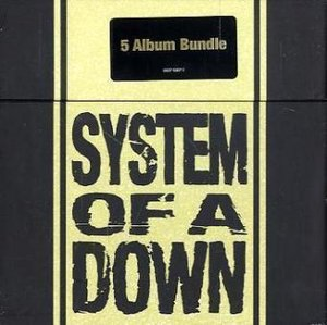 System Of A Down (Album Bundle)