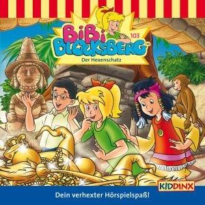 Bibi Blocksberg 103. Der Hexenschatz