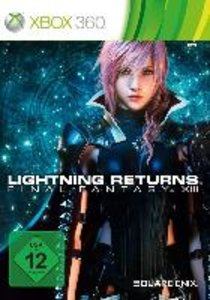 Final Fantasy XIII - Lightning Returns (XBox X360)