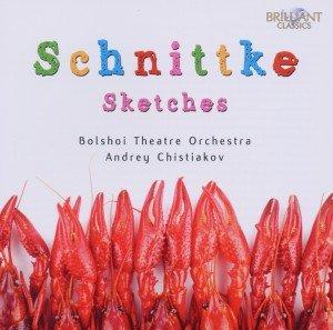 SCHNITTKE: Sketches u.Ballett Musik