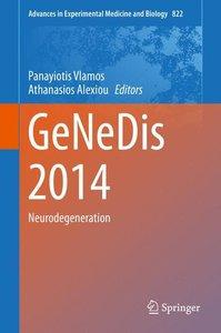 GeNeDis 2014