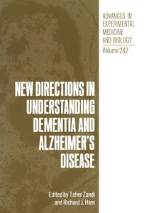 New Directions in Understanding Dementia and Alzheimer's Disease