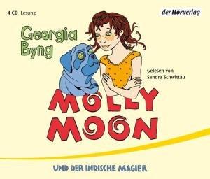 Molly Moon und der indische Magier