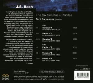 The Six Sonatas & Partitas