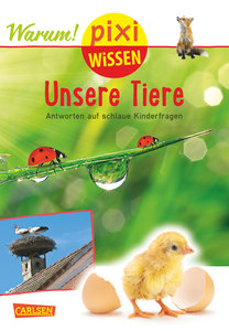 Pixi Wissen, Band 94: VE 5 Unsere Tiere