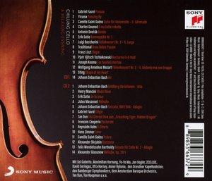 Chilling Cello Vol.3