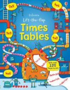 Lift the Flap Times Tables Book