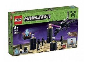 LEGO ® Minecraft 21117 - Ender Dragon