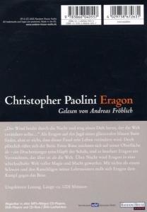(1/MP3)Eragon-Das Vermächtnis Der Drachenreiter