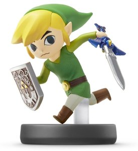 Amiibo Super Smash Bros. Collection - No. 22 TOON LINK