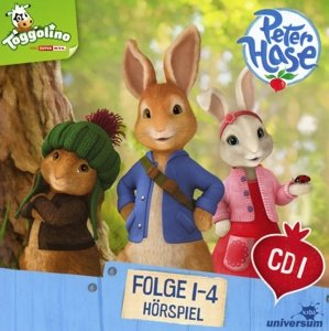 Peter Hase - CD 1