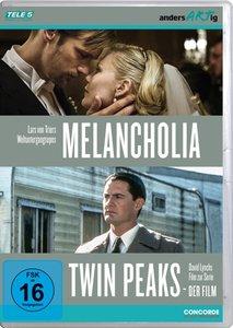 AndersARTig Edition: Melancholia/Twin Peak (DVD)