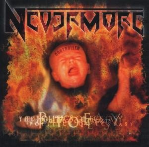 Nevermore: Politics Of Ecstasy (Reissue)