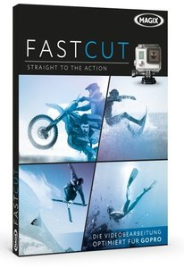 MAGIX Fastcut (Videobearbeitung)