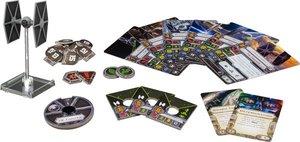 Heidelberger Spieleverlag HEI0402 - SW X-Wing: TIE Fighter, Erw.