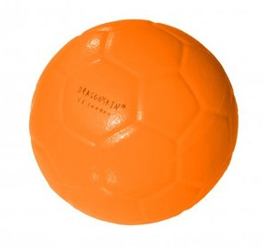 Speedminton® 610031 - Fußball 20cm, neon orange