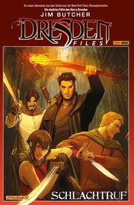 Jim Butcher: Dresden Files