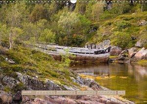 Boat Wrecks (Wall Calendar 2015 DIN A3 Landscape)