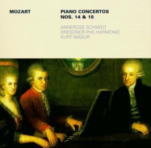 Klavierkonzerte 14 & 15