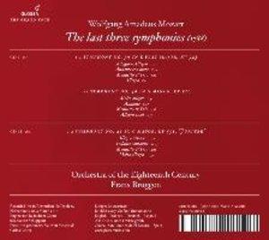 Sinfonien 39-41