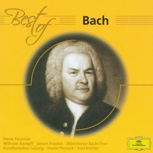 Best of Bach. Klassik-CD