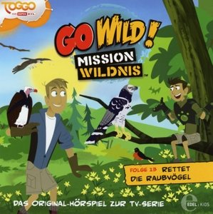 Go Wild!;(13)HSP TV-Raubvögel