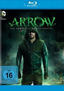 ARROW - DIE KOMPLETTE 3. STAFFEL