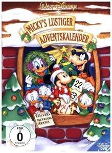 Mickys lustiger Adventskalender