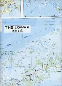 Florida Keys Travel Reference Map 1 : 120 000