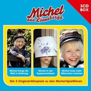 Michel Michel - 3-CD Hörspielbox