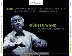 Günter Wand-Brahms/Bruckner