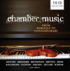 Chamber Music from Baroque to Contemporary Music
