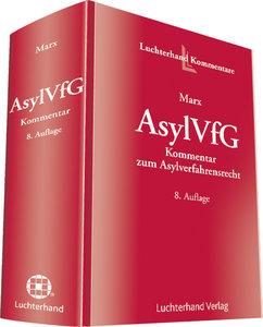 AsylVfG Kommentar zum Asylverfahrensrecht