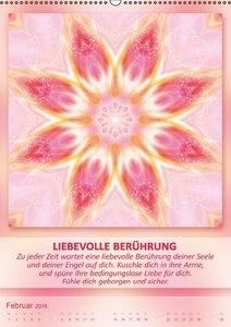 Light Energy Mandalas - Kalender - Vol. 1 (Wandkalender 2016 DIN