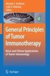 General Principles of Tumor Immunotherapy