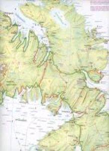 Island / Iceland 1 : 425 000