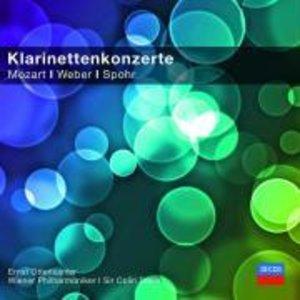 Klarinettenkonzerte KV 622/op.74/op.26 (CC)