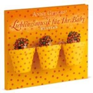 Beatles: Anne Geddes, Lieblingsmusik für Ihr Baby
