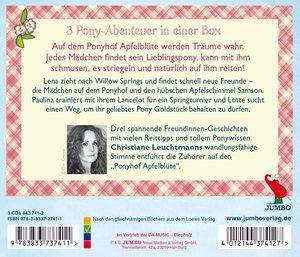 Ponyhof Apfelblüte Box (1-3)