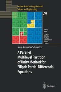 A Parallel Multilevel Partition of Unity Method for Elliptic Par
