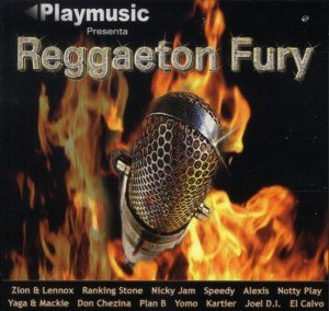 Reggaeton Fury