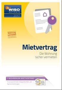 WISO Mietvertrag 2017