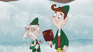 Phineas und Ferb - Schnabeltier in Geschenkpapier